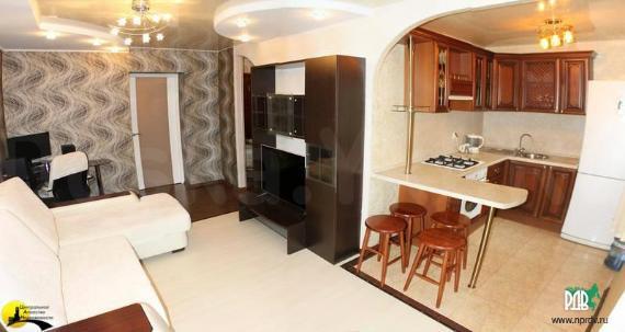 Ремонт 3 х комнатной квартиры брежневки