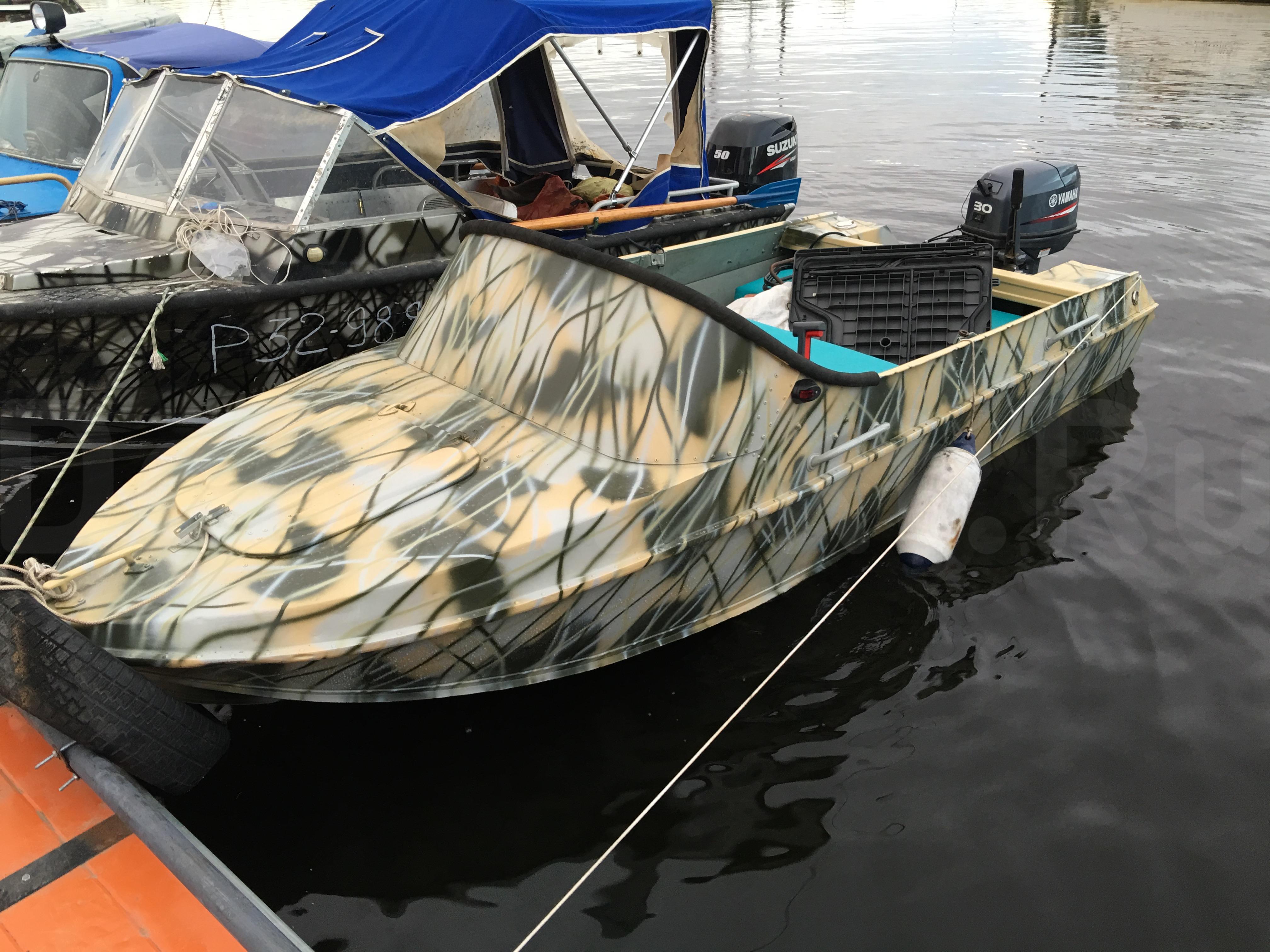 фото моторных лодок во владивостоке