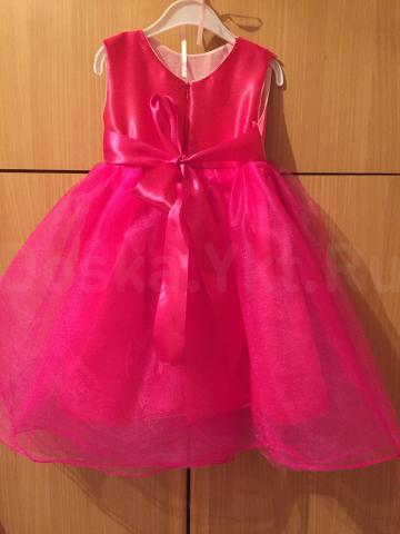 Шью платье на 2 года